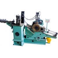 Wholesale 4.4kw 25KN Nominal Pressure High Speed Notching And Coiling Machine from china suppliers