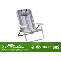Wholesale Zero Gravity Outdoor Lounge Chair , Folding Garden Sun Loungers Aluminum Patio Furniture from china suppliers