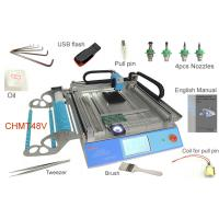Wholesale CHMT48V Desktop Automatic SMD / SMT Pick And Place Machine Kit With Vision System from china suppliers