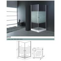 Wholesale FIR Framed Glass Common Shower Room with Sauna Exolosion - Proof Lamp     from china suppliers