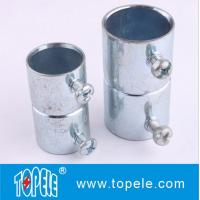 "Wholesale 1/2"" To 4"" EMT Conduit And Fittings Steel Set Screw EMT Conduit Coupling American Standard from china suppliers"