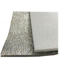 Wholesale 0.1 - 3mm Attic Foil Insulation Radiant Barrier , Custom Radiant Barrier Roof from china suppliers