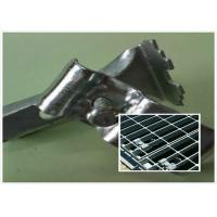 Wholesale Stainless Steel Bar Grating Clips , End Plate Welding Bar Grating Fasteners from china suppliers
