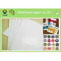 Wholesale Specialty Full 80gsm Art Paper Rolls , Recycled Craft Paper Wood Pulp Material from china suppliers