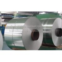 Buy cheap Custom Cold Rolled Stainless Steel Coil SS Coil 410 , 410S , 409L , 430 Grade from wholesalers