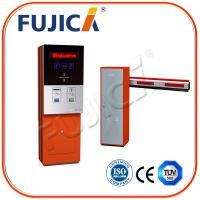 Buy cheap Mifar -1 Card Car Park System Automatic Vehicle Parking System FJC - T6 from wholesalers
