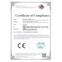 Well House Lighting Factory Certifications