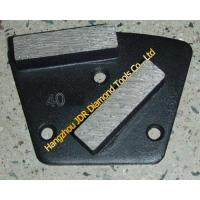 Wholesale Metal bonded diamond grinding plate for concrete floor from china suppliers