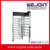 Wholesale Stainless Steel Manual Full Height Turnstile Speed Gate Systems for Highway toll from china suppliers