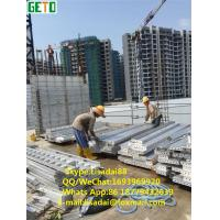 Quality Geto  short time  aluminium Formwork system for modern efficient concrete construction formwork for sale