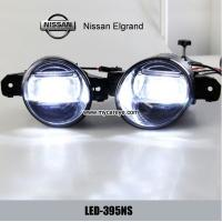 Wholesale Nissan Sentra car led fog lights DRL daytime running light suppliers from china suppliers