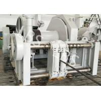Wholesale Stationary Spooling Device Winch , Vertical Lifting Machinery Windlass Anchor Winch from china suppliers