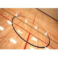 Wholesale Modern Sports Wooden Flooring , Weather Resistant Maple Hardwood Flooring from china suppliers