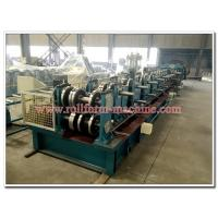 Wholesale Germany Technology Guaranteed C Z U Profile Type Purlin Channel Roll Forming Machine from china suppliers