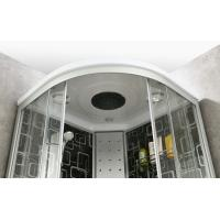 China New Trending Shower Room Cabin Factory Direct Offer Morocco Sanitary Ware