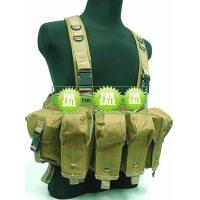 Wholesale Desert, ACU Swat Tactical Gear Vest AK-47 Bellyband Clip Bag for Army from china suppliers