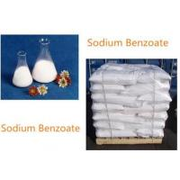 Wholesale Food grade Sodium benzoate Cas No.: 532-32-1 from china suppliers