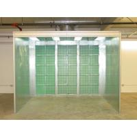 Wholesale industrial diesel and electric heating spray booth from china suppliers