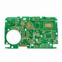 Buy cheap Double-sided Printed Circuit Board, Immersion Gold from wholesalers