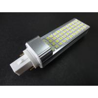 Wholesale 10W PLC High Lumen 100LM G24 LED Lamp , High Power G24 Lamp With Various Base from china suppliers