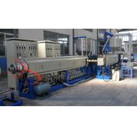 Quality PS Foam double screw Sheet Extrusion Line , Foam Board Production Line With 150KW 380V for sale