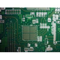 Wholesale FR4 Double layer pcb board 1 oz Copper Thickness , Immersion gold  Finishing ROHS , SGS from china suppliers