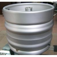 Buy cheap 30L Europe beer keg with micro matic spear, A coupler, spear valve, for brewing , food grade material from wholesalers