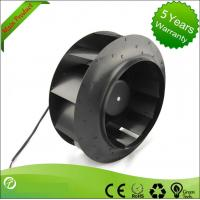 Buy cheap New Energy Ec Centrifugal Fans Pa66  With Air Purification 225mm from wholesalers