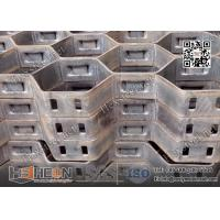 "Wholesale 1"" depth 16gauge Low Carbon Mild Steel Hexmetal with lances, 1-7/8"" hexagonal hole from china suppliers"