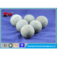 Wholesale Technology forging and casting High Strength Grinding steel balls for ball mill / Power Plant from china suppliers