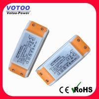 Wholesale 15W 12V LED Strip Power Supply / Constant Voltage LED Driver For LED Panels from china suppliers