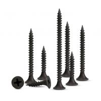 Buy cheap High Quality Self tapping Screws Black Phosphided Drywall Screws With Carbon from wholesalers
