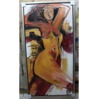 Quality hand painted modern pop art oil painting for sale