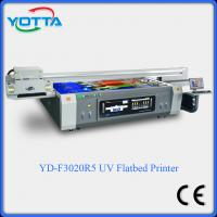 Buy cheap Digital uv flatbed printer ceramic glass wood metal printing machine from wholesalers