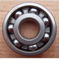 Wholesale 6302 2Z Steel Cage Deep Groove Ball Bearings Single Row ABEC-7 / ABEC-5 from china suppliers