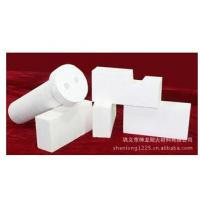 Wholesale Pure White High Alumina Refractory Brick , Alumina Bubble Brick for Blast Furnaces from china suppliers