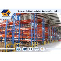 Wholesale Multilayer Durable Industrial Pallet Racks Galvanized Finish For Frames from china suppliers