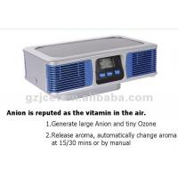 Wholesale Wireless And Automatic Fragrance Changing Solar Car Purifier With 3000,000 Negative Ions from china suppliers