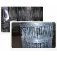 Buy cheap Hog Wire Fencing / Field Fence / Pig Fence (manufacture & Exporter) from wholesalers