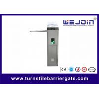Wholesale High Speed electronic Turnstile Barrier Gate for Museum , Gym , Club , Metro from china suppliers