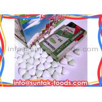 Wholesale Triangle Shape Spearmint Flavor Xylitol Mints Low Calorie Sweets Good For Teeth from china suppliers
