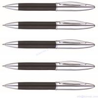 Wholesale leather grip metal gift pen,leather gift metal pen, leather metal gift pen from china suppliers