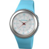 Quality Original Women analog watches EL light silicon band 10ATM water proof model PPA-A for sale