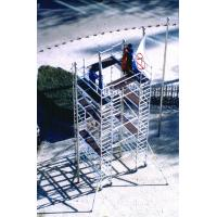 Wholesale Cold Formed Joint Safe Aluminium Mobile Scaffold for transformer maintenance platform from china suppliers