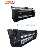 Wholesale 1440 Dpi Onyx Textile Sublimation Printing Machine With Two Epson DX7 Piezo Head from china suppliers