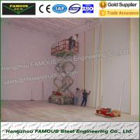 Wholesale High Airtightness Insulated Sandwich Panels Aluminized For Seafood Cold Room from china suppliers