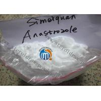 Wholesale Effective Anti Estrogen Steroids Arimidex For Breast Cancer 120511-73-4 from china suppliers