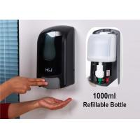 Wholesale 1 Litre Empty Bathroom Refillable Hand Soap Dispensers With Disposable Bag from china suppliers