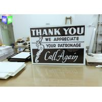 Wholesale Aluminum Snap Frame LED Light Box Poster Frames 24X36 For Decoration from china suppliers