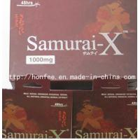 Wholesale Samurai-X Male Sexual Performance Enhancement Pill	 Penis Male Pills for Enhancement with Accept Paypal from china suppliers
